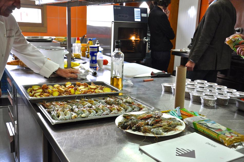 Four mixte Hound -- Meinen Cuisines Professionnelles