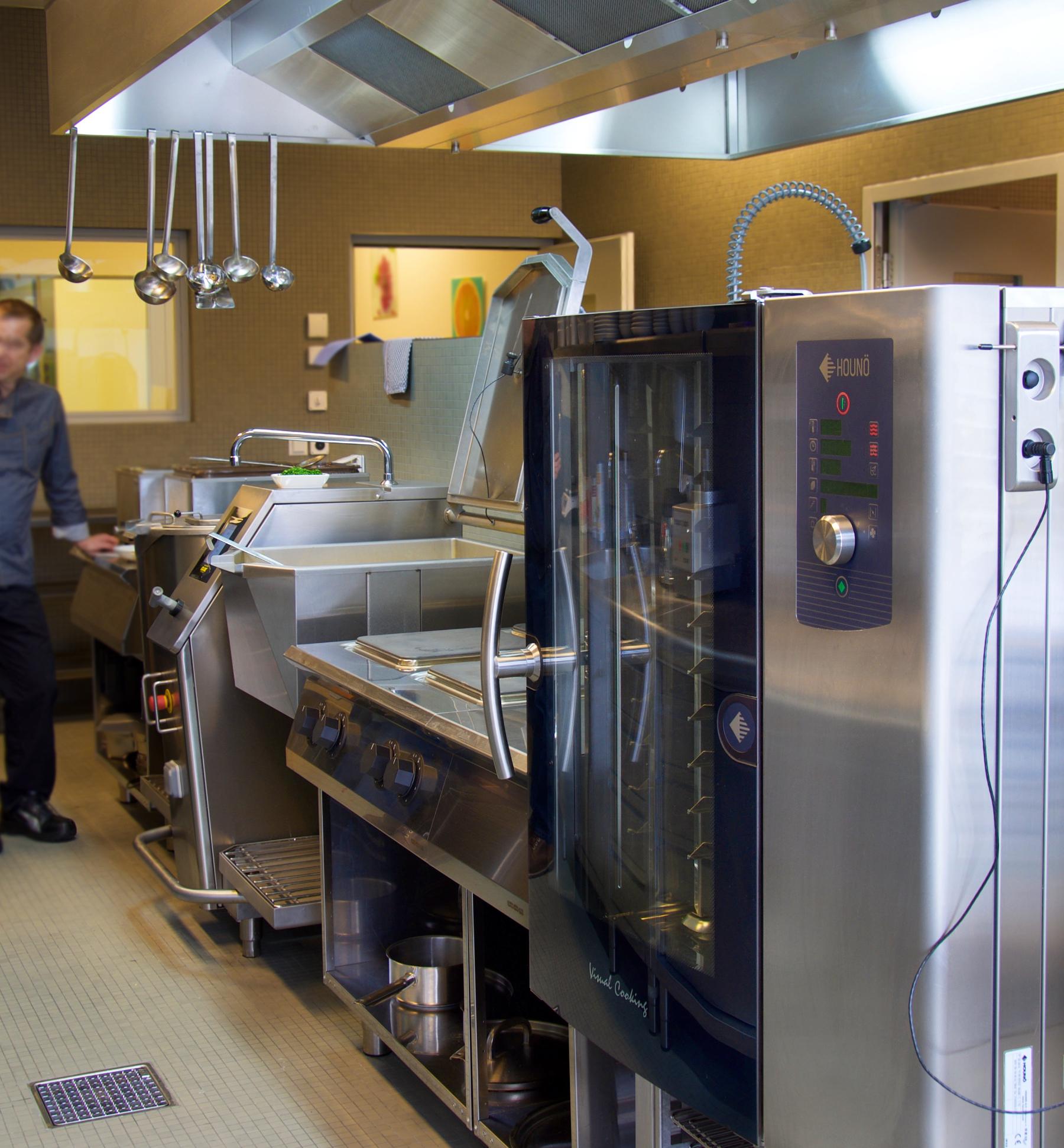 Crèche Ciel Bleu | Meinen Cuisines Professionnelles SA