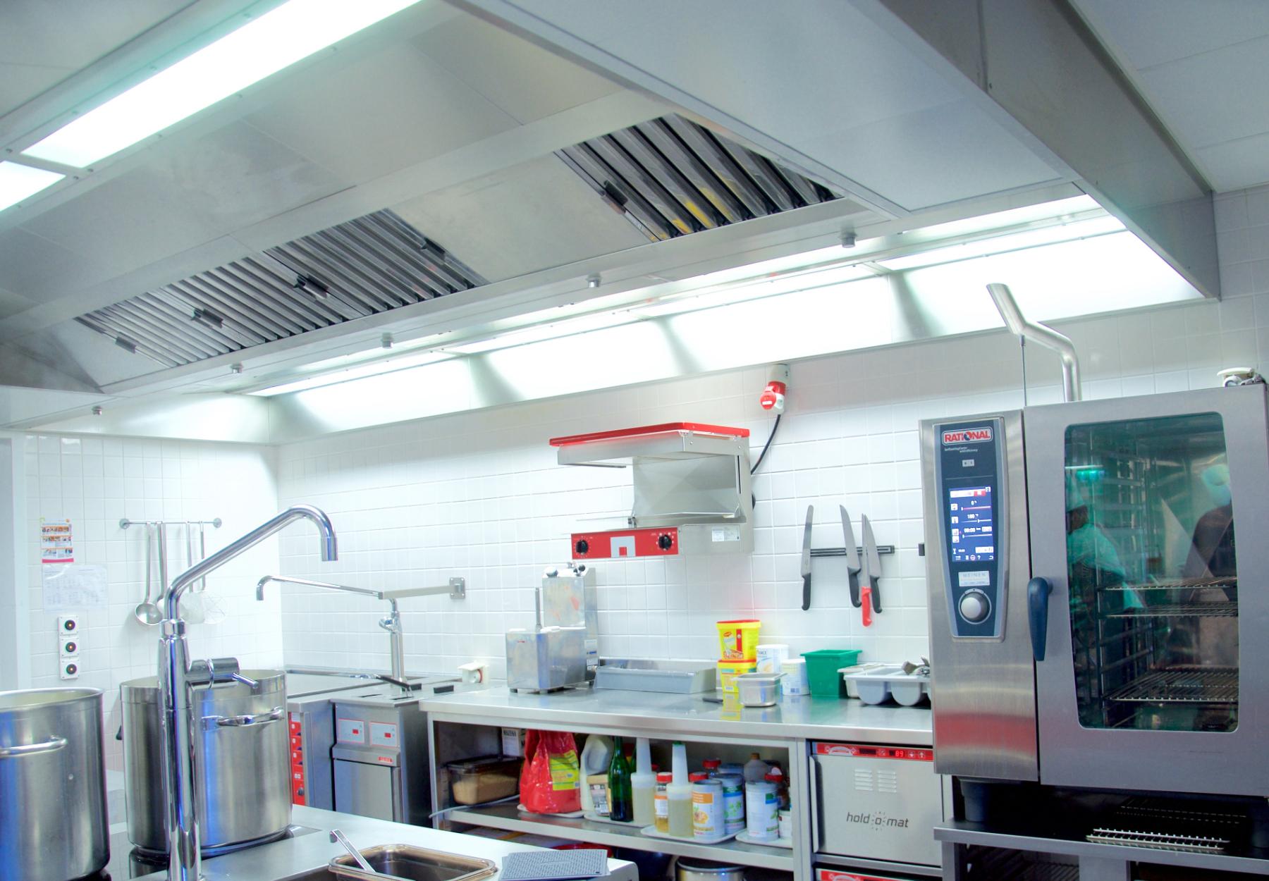 EMS Les Charmettes | Meinen Cuisines Professionelles SA