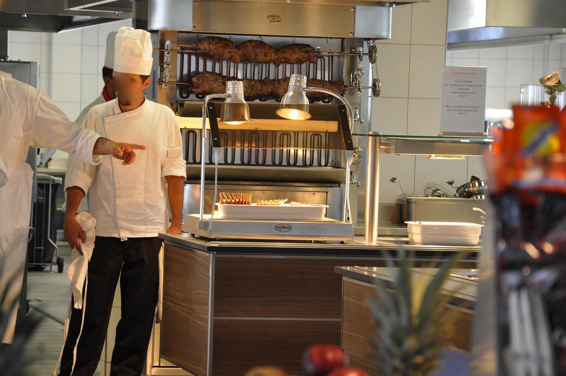 Free Flow | Meinen Cuisines Professionnelles SA, Genève