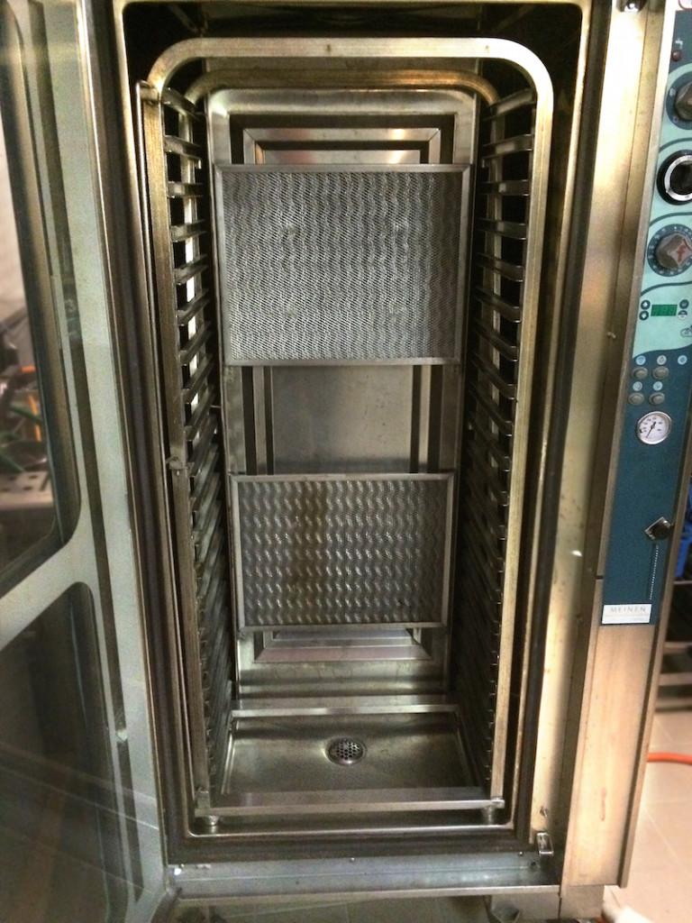 Combi Steam Foinox 20 niveaux GN 1/1 à saisir - Meinen Cuisines Professionnelles SA Genève