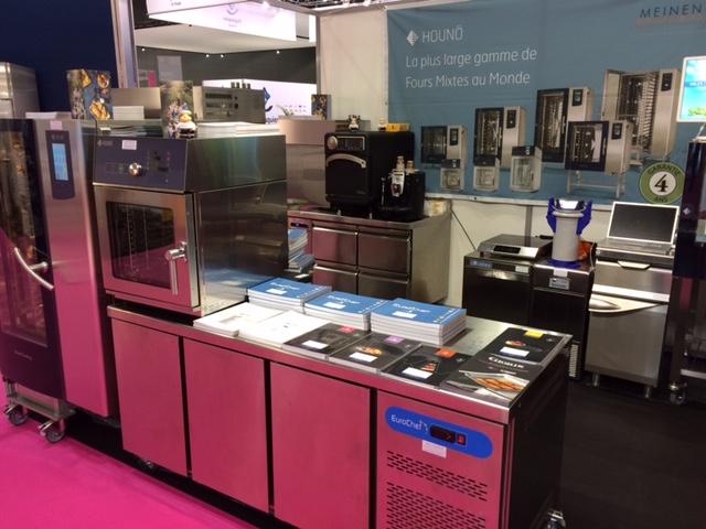 SIRHA 2016 Genève | Meinen Cuisines Professionnelles SA