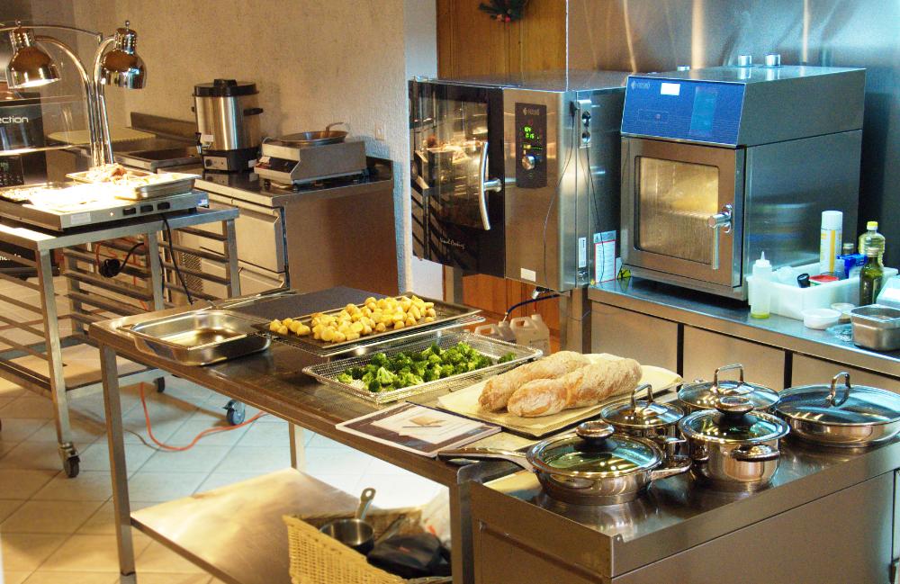Démonstration Hounö | Meinen Cuisines Professionnelles SA